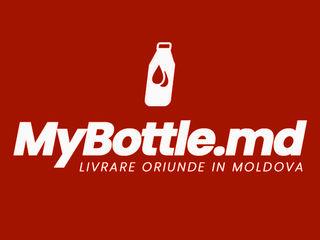 Продается прибыльный интернет магазин - MyBottle.md