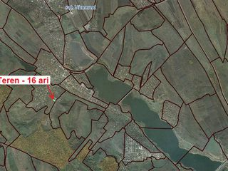 Ialoveni - Suruceni , teren pentru constructie ,16 ari - 10000 euro
