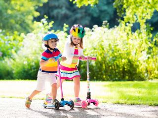 Самокаты, пениборды, ролики, велосипеды, гироборды. Возможность покупки в кредит.