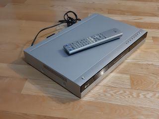 DVD/HDD-плеер LG HDR-677X