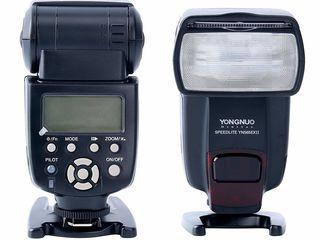 Yongnuo 565 EX II (Canon TTL)  // Yongnuo 568 EX II (Canon TTL)