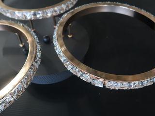 Lustre led (Led-uri) cu cristale Светодиодные люстры (Лед люстры) с кристаллами