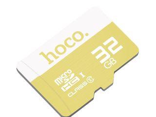 Hoco Micro SD Card 8Gb - 149 lei, 16Gb - 199 lei, 32Gb - 249 lei , 10 Class