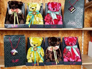 Эксклюзивные плюшевые медведи. Подарочная упаковка и доставка по всей Молдове