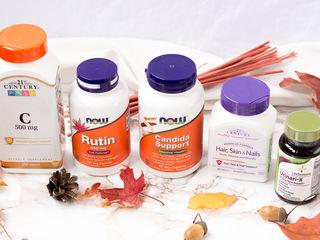 Витамины в ассортименте,omega 3, collagen up,  масло арганы, кальций, магний, лецитин подсолнечный