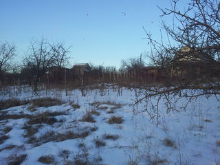 Дачный участок 6 сот. =1000ев без строений, 27 км от Кишинева, райский уголок, Ореховая роща,