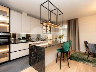 Perla residence! 2 dormitoare + living, reparație euro, mobilat, centru 1400 €