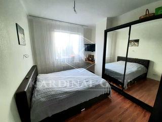 Vânzare apartament 2 camere +living, 95 mp + terasă, reparație, mobilat, Ciocana, 70 000 euro!