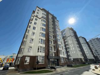 Buiucani /N.Costin 64 / GreenPark Residence . 3camere +living /Bloc Nou/ Autonoma 81.3m2