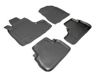Коврики для Honda CR-V с 1997 - 2018.Модельные фирм из полиуретана в салон и багажник.Reducere -10%