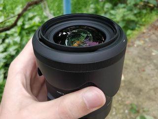 Sigma 35mm 1.4 10/10(cutie+husa incluse)