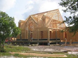 Строительство домов по каркасной технологии