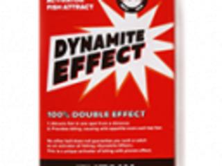 Dynamite effect - мощный активатор клева