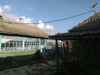 продаю участок вместе старым домом село Томай