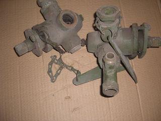 Продам советские водопроводные краны- 2 шт