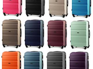 Новые высококачественные чемоданы из ABS поликарбоната-Польша! Бесплатная доставка!