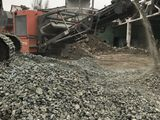 Petris / шебень / din betoane demolate