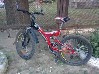 Bicicleta Azimut.