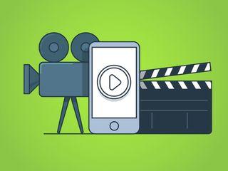 Видео для сайта, рекламный ролик, монтаж, анимация