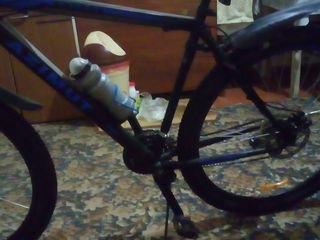 Vind bicicleta azimut