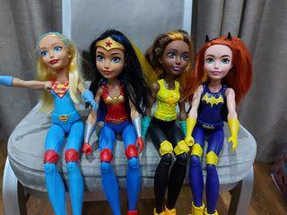 Papusi. куклы. Dc Super Hero Girls! Mattel original!
