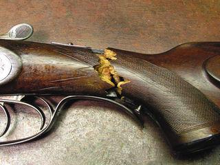Ремонт и реставрация охотничьего оружия