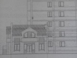 документы на строительство квартиры(2-й этаж) вместе с поднятым первым этажом под коммерцию