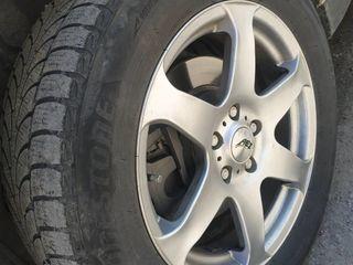 R17 5x114.3 Диски с резиной Lexus RX / Toyota - R17 / Jante R17 Lexus Toyota Honda Volkswagen