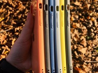 Чехлы для iPhone Glass Case Pastel Logo от 130/150/180