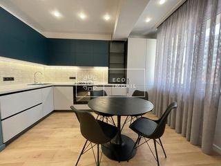 Buiucani, bd. Alba-Iulia,  apartament cu 3 dormitoare + living, 80 m.p, 94 900€