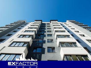 Apartament cu 2 camere, 64 m2 et.3 linga parcul Valea Trandafirilor in bloc 100 % finisat.