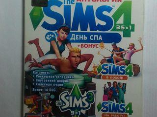 Sims 4 PC DVD