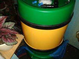 Термокеги 25 литров новые.