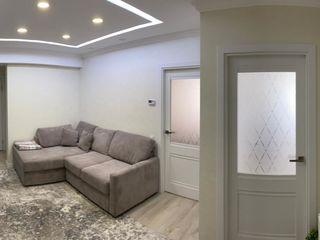 Apartament 2 camere + living, complet mobilat + tehnica 71.900 euro