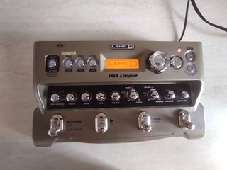 3600лей     LINE 6 JM 4 looper