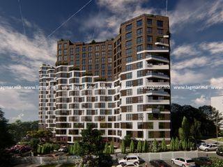 Lagmar – apartamente noi cu 3 camere, Centru, Malina Mica, 680 euro/m2