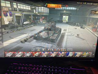Акаунт world of tanks blitz