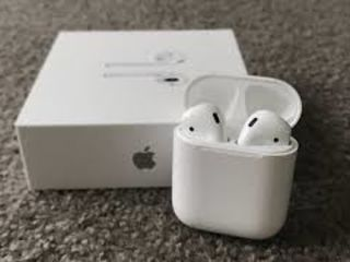 Apple AirPods, white - originale