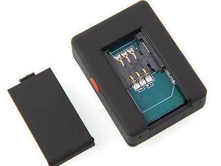 Microfon in cutie Gsm  / сигнализация с детектором звука