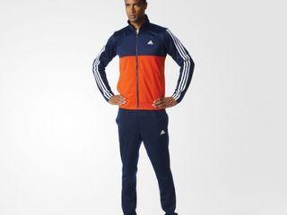 30c72e9c Мужской костюм Adidas Back 2 Basics 3-Stripes ( оригинал)