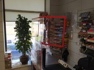 Sticla de protectie,Защитные экраны для действующих магазинов и офисов!
