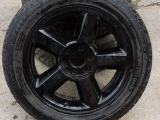 R 20,265/50. Продам диски с резиной от Chevrolet Tahoe