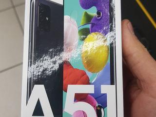 Samsung Galaxy A51 128gb Nou sigilat , новый  запечатаныи 2020!!!
