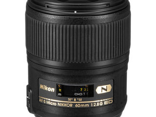 Nikon 60mm f/2.8G ED Nou