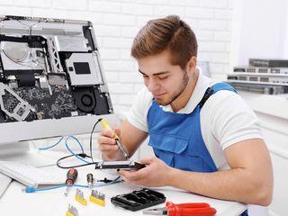 Установка Windows, ремонт компьютеров и ноутбуков, восстановление данных на дому. Звоните!