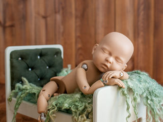 Реквизит для съемки новорожденных Кроватки для новорожденных Newborn photo prop pentru nou-născuți