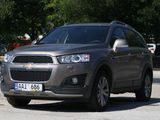 Rent a car: SUV Chevrolet Captiva