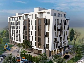 Vânzare! Apartamente cu 1, 2 și 3 camere în rate, complexul Nistreana Residence Orhei