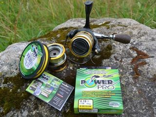 Шнур Power Pro Super Line Green