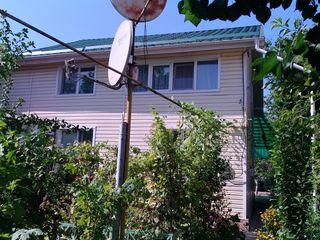 2-ух этажный котельцовый дом 150кв.м., на 6,5 соток земли возле круга Вистерничен